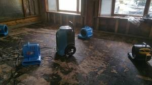 Water Damage Seattle Dehumidifiers for Restoration