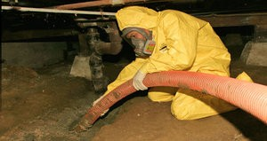Crawl Space Cleaning | 911 Restoration